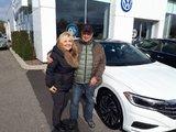 «Super bon service ! 100% satisfait!!», Volkswagen Lachute