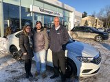«Très contente !!», Volkswagen Lachute