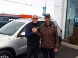 «Excellent service de Norm et Martine chez Volkswagen Lachute!!», Volkswagen Lachute