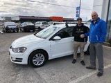 «très bon service de Pierre !», Volkswagen Lachute