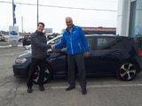 «Très bon service de Pierre content de ma GTI !!», Volkswagen Lachute