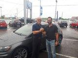 «GTI! Golf R ! Golf R ! Avec Norm !!», Volkswagen Lachute