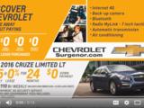 2016 Chevrolet Cruze Limited Special - Surgenor Automotive Group