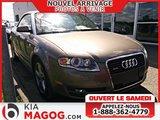 Audi A4 2008 3.2L / CABRIOLET / QUATRO