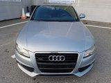 Audi A4 2009 QUATTRO S-LINE V6 CUIR AWD MAGS 19''