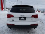 Audi Q7 2011 3.0L TURBO/4X4/7 PASSAGERS/TOIT PANORAMMIQUE/CUIR
