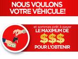 Chevrolet Cruze 2017 LT PNEUS D'HIVER INCLUS, JAMAIS ACCIDENTÉ