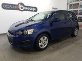 Chevrolet Sonic 2014 LS, bluetooth, A/C