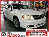 Dodge Avenger 2013 SXT / JAMAIS ACCIDENTÉ / BAS MILLAGE