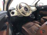 Fiat 500 2013 LOUNGE- AUTOMATIQUE- CONVERTIBLE- CUIR!!