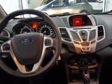 Ford Fiesta 2013 SE, mags, bluetooth, régulateur, sièges chauffants
