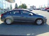 Honda Civic Sdn 2012 LX CLIMATISEUR, BLUETOOTH, RÉGULATEUR DE VITESSE