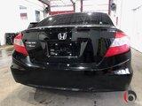 Honda Civic Sdn 2012 LX -AUTOMATIQUE - DÉMARREUR !!