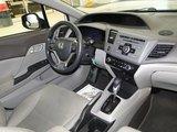 Honda Civic Sdn 2012 LX * A/C * CRUISE * AUX/USB *