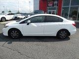 Honda Civic Sdn 2012 LX/AUTOMATIQUE/BLUETOOTH/COMMANDE AU VOLANT/CRUISE