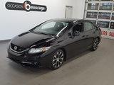 Honda Civic Sdn 2013 Si, toit ouvrant, sièges chauffants, navigation