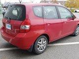 Honda Fit 2008 105400KM VITRES ÉLECTRIQUE