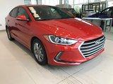 Hyundai Elantra 2017 BALANCE DE GARANTIE