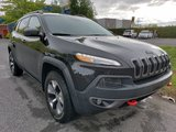Jeep Cherokee 2015 TRAILHAWK V6 - GPS- TOIT PANO- CUIR-CAMÉRA-HITCH