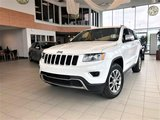 Jeep Grand Cherokee 2016 LIMITED AWD CUIR TOIT OUVRANT CAMÉRA DE RECUL