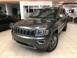 Jeep Grand Cherokee 2017 LIMITED AWD CAMÉRA DE RECUL REMORQUAGES 6200 LBS