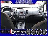 Kia Forte 2016 LX+  Automatique, sièges chauffants, A/C C/C