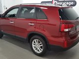 Kia Sorento 2015 LX V6AWD, sièges chauffants, bluetooth, régulateur