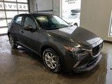 Mazda CX-3 2017 GS AWD SEULEMENT 25 000KM SIEGES CHAUFFANTS