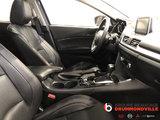 Mazda Mazda3 2016 GT SPORT- AUTOMATIQUE- NAVI- TOIT- CUIR- CAMÉRA!