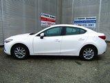 Mazda Mazda3 2017 SE 10676KM AUTOMATIQUE CUIR SIÈGES CHAUFFANTS GS