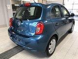 Nissan Micra 2015 S SEULEMENT 31820 KM COMME NEUVE SEULEMENT 28$/SEM