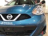 Nissan Micra 2017 S - CERTIFIÉ - NOUVEL ARRIVAGE - DÉMARREUR!!