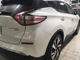 Nissan Murano 2016 Platinium