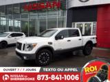 Nissan Titan 2017 PRO-4X, GPS, HITCH