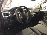 Nissan Titan 2017 SV CREWCAB 4X4 6 PLACES V8 5,6L 390HP +++