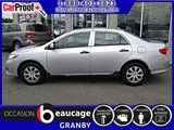 Toyota Corolla 2010 CE (SANS CLIMATISEUR)
