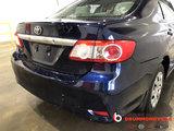 Toyota Corolla 2013 CE - MANUELLE- SIÈGES CHAUFFANTS- BAS MILLAGE !!