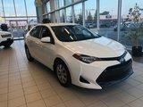 Toyota Corolla 2017 LE CAMÉRA DE RECUL TOYOTA SAFETY JAMAIS ACCIDENTÉ