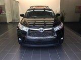 Toyota Highlander 2015 XLE + AWD + GPS + CUIR + TOIT OUVRANT