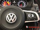 Volkswagen Golf GTI 2016 AUTOBAHN - NAVIGATION - TOIT/CAMERA - PUSHSTART