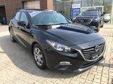 2015 Mazda Mazda3 Sport GX-SKY MANUAL! **Bi-Weekly Payment $138.08**