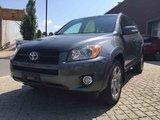 2012 Toyota RAV4 SPORT, ACCIDENT FREE,BLUETOOTH,SUN/MOONROOF,A/C