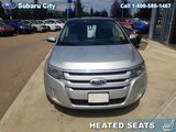 2014 Ford Edge SEL,AWD,LEATHER,SUNROOF,NAVIGATION,AIR,TILT,CRUISE,PW,PL,VERY CLEAN,LOCAL TRADE, CLEAN CARPROOF!!!!!