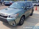 2016 Subaru Forester 2.0XT Limited EYESIGHT,TURBO,LEATHER,SUNROOF,AWD,FULLY LOADED,LOCAL TRADE!!!!