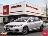 2013 Honda Civic EX Honda Certified Accident free