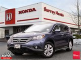 2014 Honda CR-V Touring Local 1-owner Certified