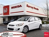 2015 Hyundai Accent GS with factory warranty