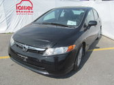Honda Civic LX BERLINE + GARANTIE 10 ANS/200.000KM 2007