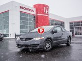 2009 Honda Civic DX-G COUPÉ + GARANTIE 10ANS/200,000KM
