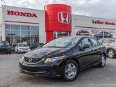 2013 Honda Civic DX +GARANTIE 10 ANS OU 200 000 KM